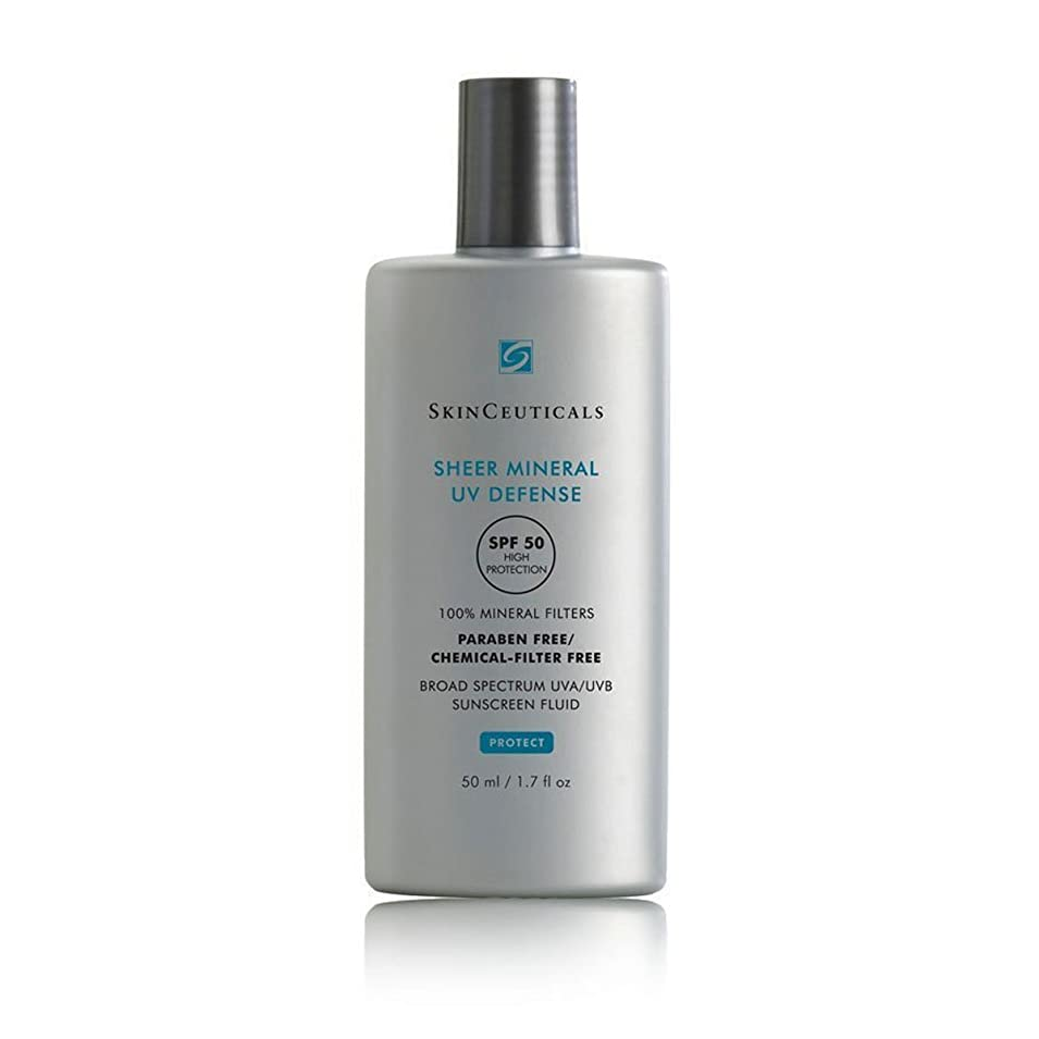 ノベルティ成熟スパイラルSkinceuticals Protect Sheer Mineral Uv Defense Spf50 50ml [並行輸入品]