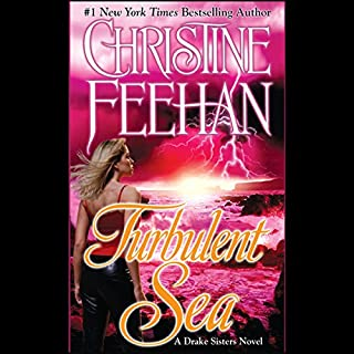 Turbulent Sea audiobook cover art
