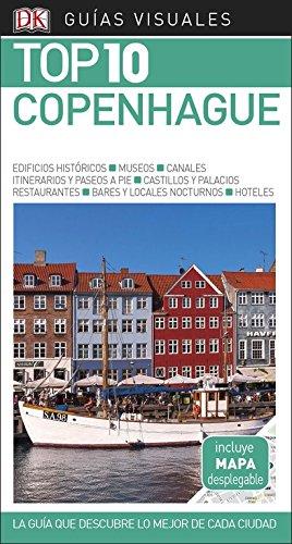 Guía Visual Top 10 Copenhague: La guía que descubre lo mejor de cada