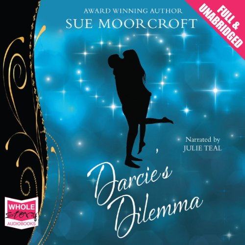 Darcie's Dilemma audiobook cover art