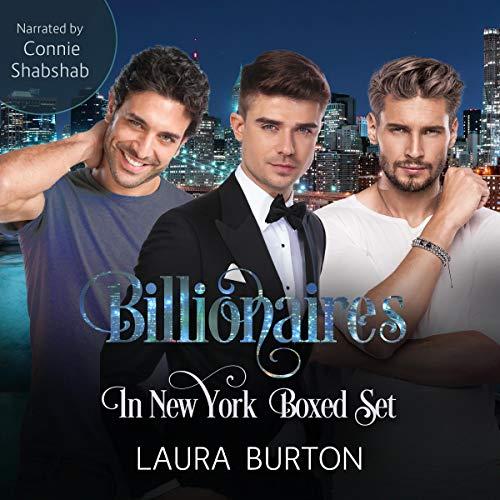 Billionaires in New York Boxed Set Audiobook By Laura Burton cover art