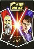 Star Wars: The Clone Wars Temporada 1 Volumenes 3 Y 4 [DVD]