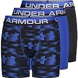 Under Armour Boys' Big Performance Boxer Briefs, Ultra Blue f192, YXL