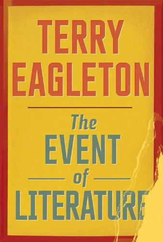 The Event of Literature (English Edition)