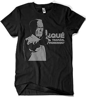 1302-Camiseta Clint Eastwood - Gran Torino (MosGraphix)