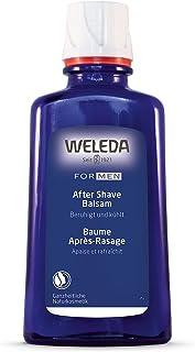 WELEDA(ヴェレダ)アフターシェイブバーム 100mL 乳液 ひげ剃り後乳液 シェイビング メンズケア 肌の保護 潤い しっとり 天然由来成分 オーガニックその他ハーブの香り本体