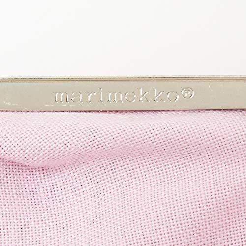 (マリメッコ)MARIMEKKOがま口ポーチPUOLIKASKUKKARO47981338Red/DarkRed/Pink【MINIUNIKKO:ミニウニッコ】[並行輸入品]