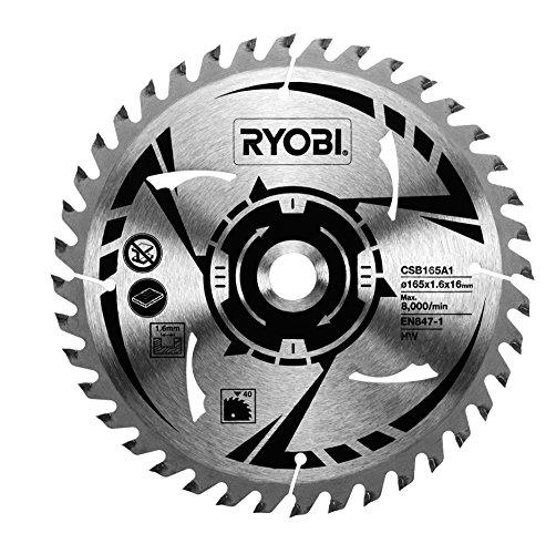 Ryobi CSB165A1 165 mm hoja para sierra Circular