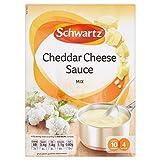 Schwartz Mezcla De Queso Cheddar Salsa De Queso (40g) (Paquete de 2)