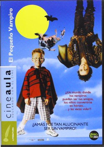 El Pequeño Vampiro (2000) [DVD]