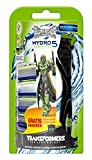 Wilkinson Sword Hydro 5 Sensitive Vorteilspack Transformers Edition mit 4 Klingen + Rasierer gratis