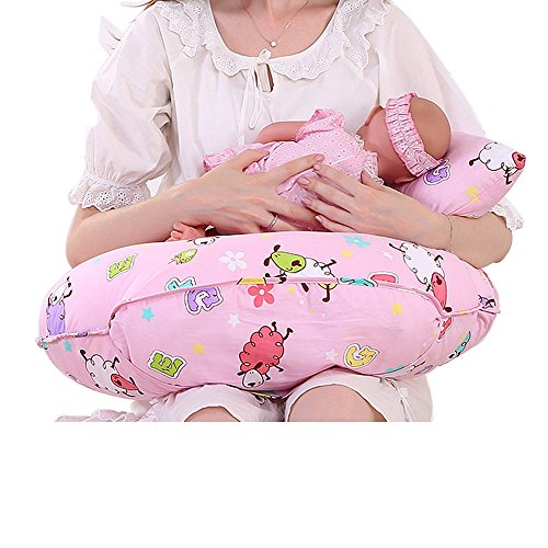 Fantastic Prices! ISHOWStore Breastfeeding Nursing Pillow Baby Feeding Pillow Newborn Baby Support C...