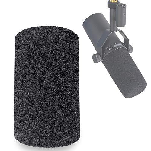 SM7B Cubierta Antipop de Micrófono - Funda de Esponja Antiviento Diseñado Especialmente para Shure SM7B para Reducir Explosivas y Interferencia de Ruidos por YOUSHARES