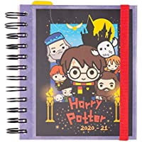 Grupo Erik ADPM2011 - Agenda escolar 2020/2021 día página Harry Potter, 11 meses (14x16 cm)
