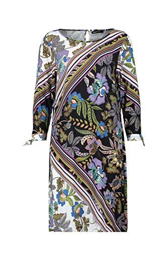 Expresso Delany Damen lila Tunika-Kleid mit Print und EIN