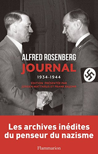 Journal: 1934-1944 (HISTOIRE)