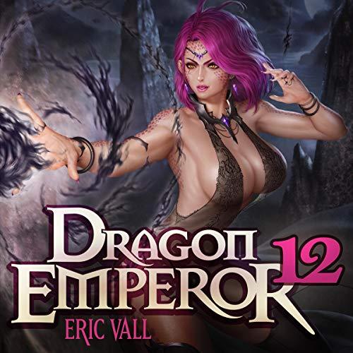 Dragon Emperor 12 cover art