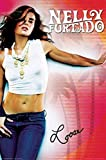 The Poster Corp Nelly Furtado Laminiertes Plakat (91,44 x