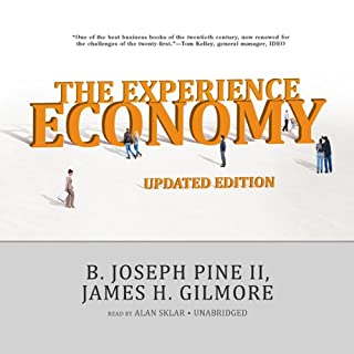 The Experience Economy, Updated Edition audiobook cover art