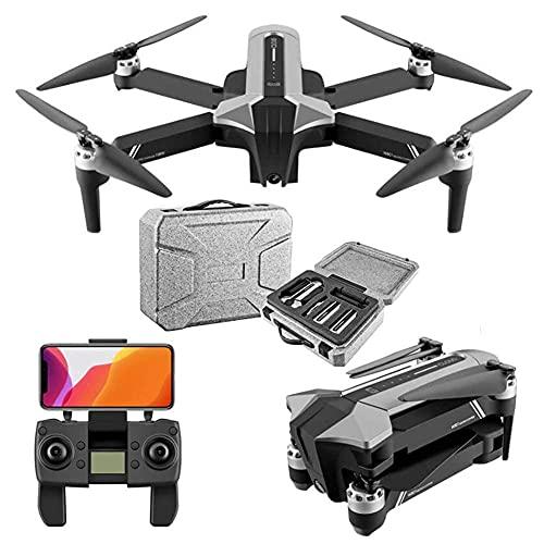 rzoizwko Drone, 4K Píxeles de Calidad de película RC Drone, GPS Smart Return RC Quadcopter, 1000M Distancia de Control Remoto, 120 Grados;Juguetes para Adultos y niños con transmisión de Imagen 5G,