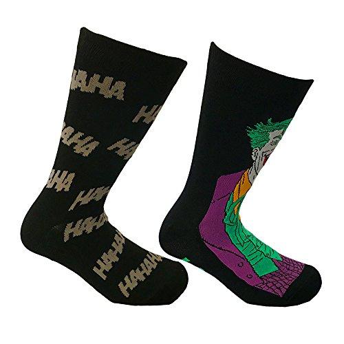 Joker 'Ha Ha Ha' Batman - 2 Pack Socks