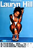 Lauryn Hill - Miseducation, Tour 1999 »
