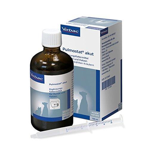 100 ml Pulmostat akut