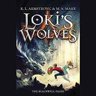 Loki's Wolves cover art