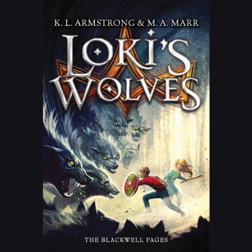 Loki's Wolves audiobook cover art