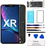 Fixerman for iPhone Xr Screen Replacement 6.1 inch,LCD Display Touch Screen Digitizer Asse...