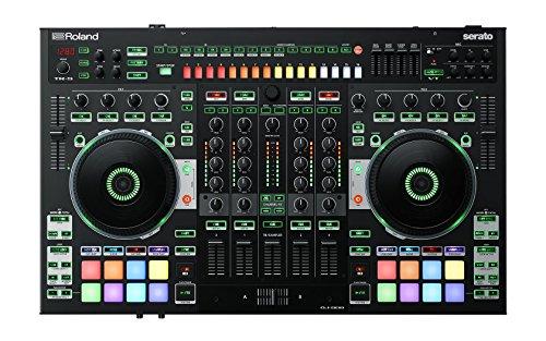 Roland DJ-808–DJ controller con integrato drum machine e mixer a 4canali