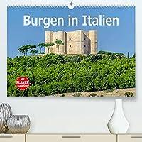 Burgen in Italien (Premium, hochwertiger DIN A2 Wandkalender 2022, Kunstdruck in Hochglanz): Einige der schoensten Festungen und Burgen Italiens (Geburtstagskalender, 14 Seiten )