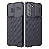 Nillkin for Samsung Galaxy S21 Case, CamShield Pro Case with Slide Camera Protect Cover, Case for Samsung S21 5G Phone case 6.2''