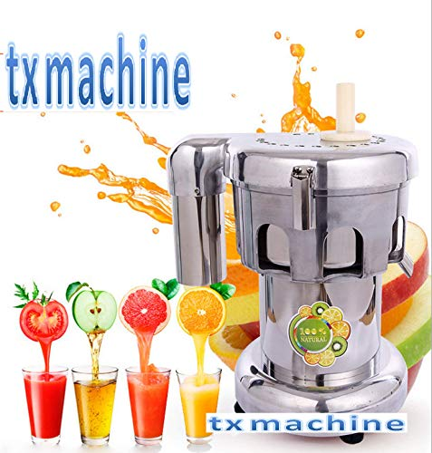 Buy TX® Commercial Centrifugation Fruit Juicer,Apple,Carrot,Vegetables Pear Juice Extractor,80 * 45...