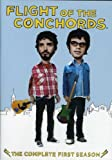 Flight of the Conchords: Complete 1st Season (DVD, 2007, 2-Disc Set) NEW SEALED