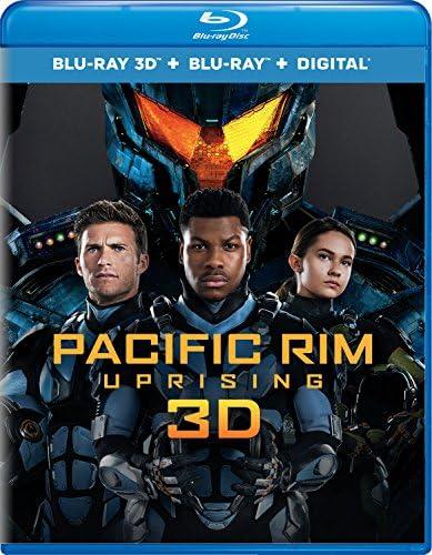 Pacific Rim Uprising Blu ray product image