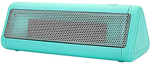 XIAODONGDONG Máquina portátil 300W Calentador eléctrico Mini Mesa Calentador práctico Calentador de...
