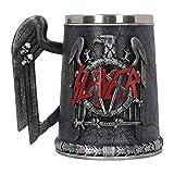 Nemesis Now Slayer Tankard Mug 19.3cm Black