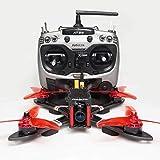 ARRIS X220 V2 220MM 5' FPV Racing Drone RC Quadcopter RTF w/Radiolink AT9S + Omnibus F4 Flight Controller + Foxeer Camera + 4S Lipo Battery + 5.8G TX