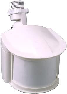EATON Lighting MS180W 180 Replacement Motion Security Sensor Floodlight, White (Renewed)