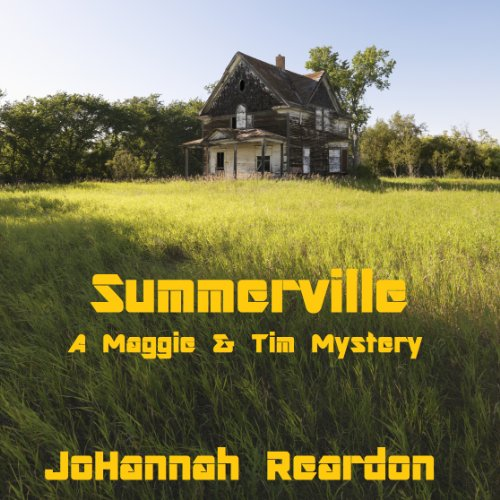 Summerville (A Maggie & Tim Mystery) audiobook cover art
