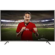 TCL HDR10, Triple Tuner, Android TV U65P6046TV Ultra HD