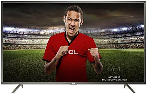 TCL U43P6046 109 cm (43 Zoll) Fernseher (Ultra HD, HDR10, Triple Tuner, Smart TV)