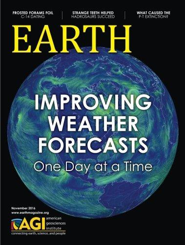 EARTH Magazine: November 2016