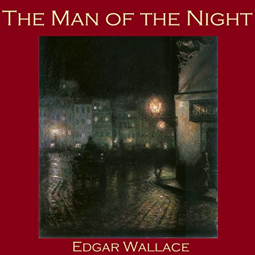 The Man of the Night audiobook cover art