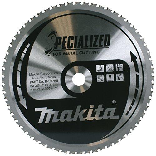 Makita B-09765 - Disco HM 305/25.4/60D Metal