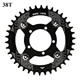 Enjoyyouselves Corona per Bicicletta, 104BCD 32T / 34T / 36T / 38T Mountain Bike Parti di ...