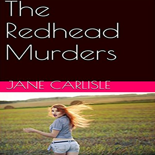 The Redhead Murders audiobook cover art