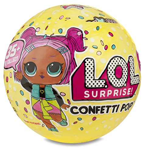 Surprise Confetti Pop De Series 3 – 1 muñeca