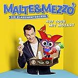 Malte & Mezzo - auf Tour mit Mozart (Die Klassikentdecker)